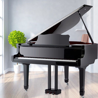 Triangle Electric Piano Intelligent Electric Piano 88-Key Hammer Professional Performance Entry