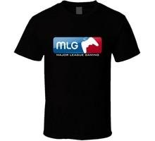 2017 New Brand T Shirt Men Gaming Logo Video Game T Shirt Men Funny casual streetwear hip hop printed T shirt