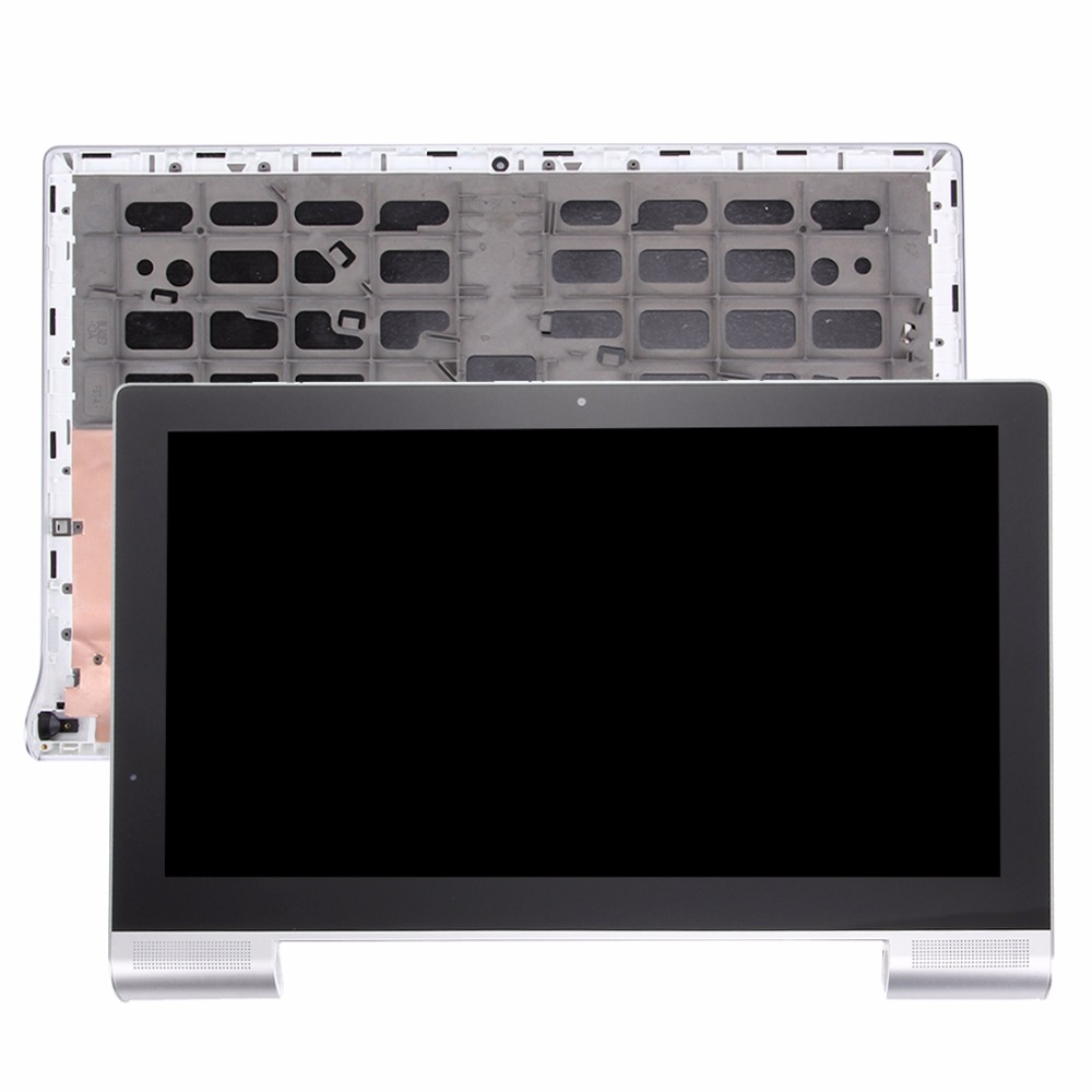LCD Screen and Digitizer Full Assembly with Frame for 13.3 inch Lenovo YOGA Tablet 2 Pro 1380LCD Screen and Digitizer Full Assembly with Frame for 13.3 inch Lenovo YOGA Tablet 2 Pro 1380