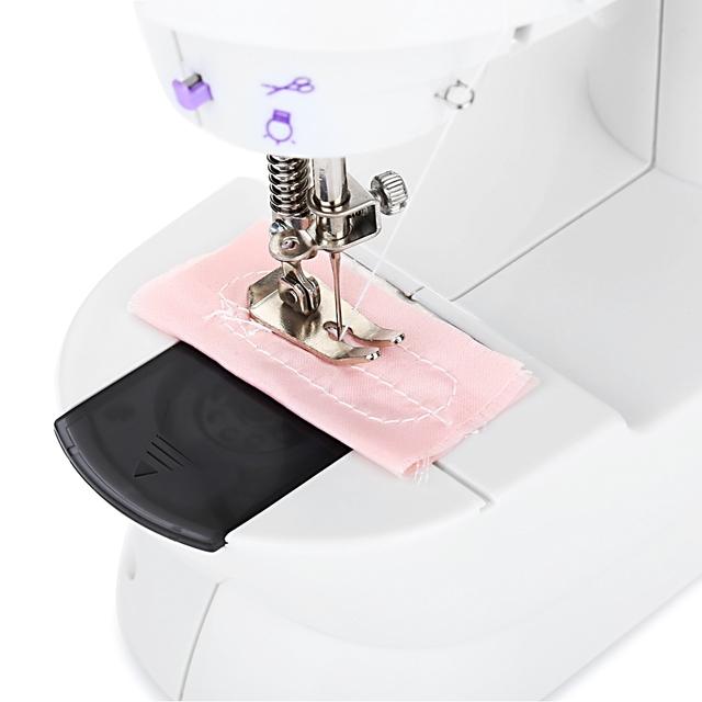 Mini Electric Handheld Sewing Machine Dual Speed