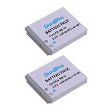 2X NB-6LH NB6L NB-6L camera Battery for Canon Power-shot Camera HS SX520 SX530 SX540 SX600 SX610 SX700 SX710 IXUS 95 200 210 105