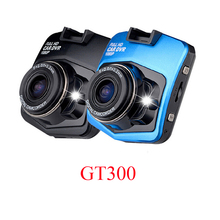 Vehicle Camera GT300 Full HD 1080P Mini Car DVR Camcorder Video Registrator Parking Recorder G-sensor Night Vision Dash Cam цена 2017