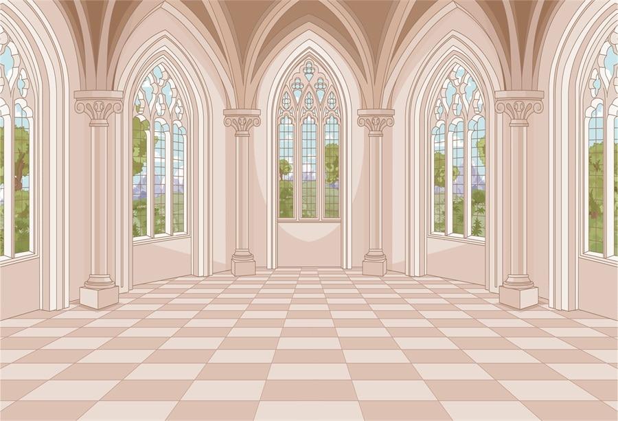 Зал для бала картинки рисунки чём секрет