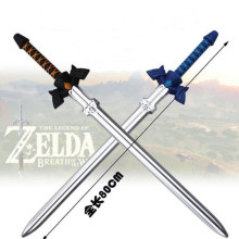 Skyward-Sword Decoration Weapon Cosplay 80cm Shield PU 1:1 Gift-Model Safety Kids