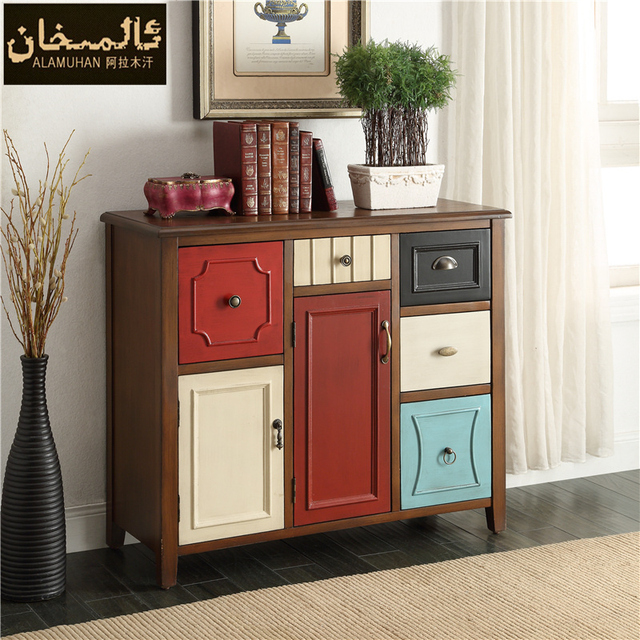 Ideal EMS FREE Fashion Simple Multicolored Cabinet Curio Cabinets  TK21