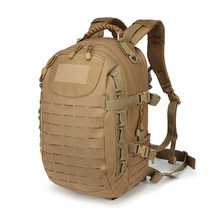Military Tactical Dragon Egg Backpack 25L Molle System Multi-purpose 15 Inches Laptop Rucksack Fishing Camping Bag(China)