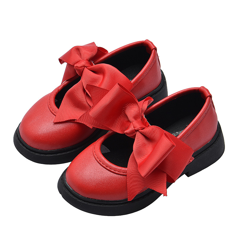 New Arrival 2019 Spring Baby Girls PU Leather shoes Fashion Big Bow Princess Single Shoes Roman Style Children Kids Party shoesNew Arrival 2019 Spring Baby Girls PU Leather shoes Fashion Big Bow Princess Single Shoes Roman Style Children Kids Party shoes