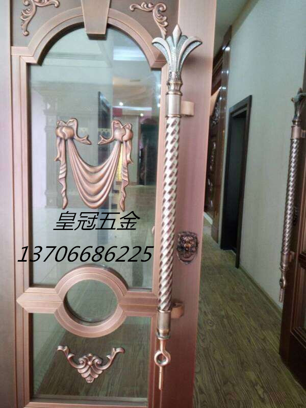 Doors, handles, wooden doors, luxury, luxury KTV hotels, antique European antique bronze, 9661 glass door handle, handle bronze glass door handle modern european luxury stainless steel door handle chinese antique wooden door handles
