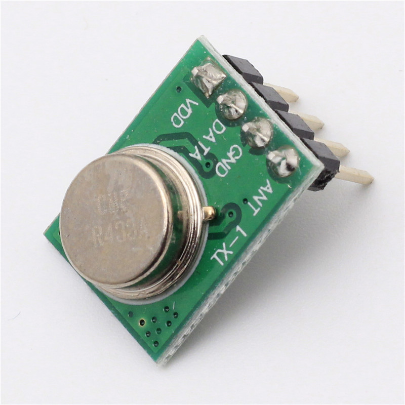 433Mhz Wireless Transmitter ASK DC 3 12V for font b Arduino b font