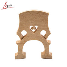 1pc Exquisite Cello Bridge 4/4 3/4 1/2 1/4 1/8 Top Quality Maple Wood Professional Cello Accessories