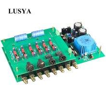 Lusya MBL6010D プリアンプバランス入力/出力娘ボード T0183 0184
