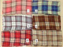 10pcs/lot 2015 New Fashion Brand Tartan British Multi color Plaid Checked Scarves Snood For Women/Ladies wholesale