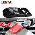 LENTAI 1 комплект автомобильная парковочная карта Противоскользящий коврик подставка для телефона Стайлинг для BMW E90 E60 E36 F30 F10 X5 E53 E34 Ford Fiesta Mondeo ...