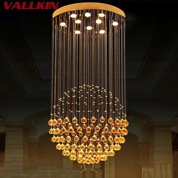Uberlegen Luxus Moderne Kronleuchter Lichter K9 Kristall Kronleuchter Lüster De  Cristal Wohnzimmer Lampe Home Leuchten Kronleuchter Licht