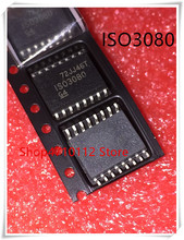 NEW 10PCS/LOT ISO3080DWR ISO3080DW ISO3080 SOP-16  IC