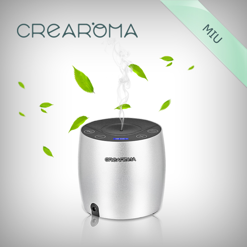 Crearoma Small area electric air purifier aroma air machine for office crearoma best selling air scent systems for small area