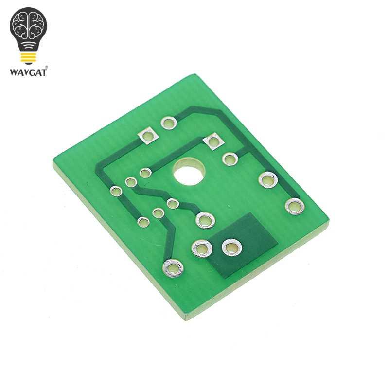 Kit de bricolage contrôle de la lumière capteur interrupteur Suite photosensible interrupteur à Induction Kits bricolage formation électronique Circuit intégré Suite