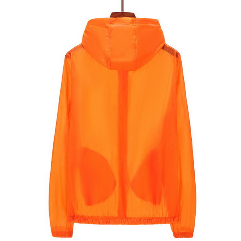 Puimentiua Unisex UV sun protection Jackets Coats clothing transparent long sleeve Hoodies shirt beachwear sunscreen cover-