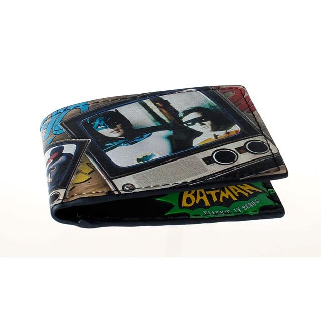 Кошелек Бэтмен DC Comics модель №10 3