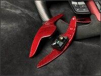Подходит для Cadillac ATS CT6 ручка переключения передач из углеродного волокна рычаг переключения передач шарик рукоятки управления червячной г