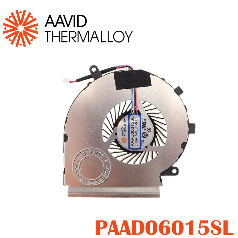 NEW COOLING FAN AAVID THERMALLOY PAAD06015SL 055A 5VDC N376