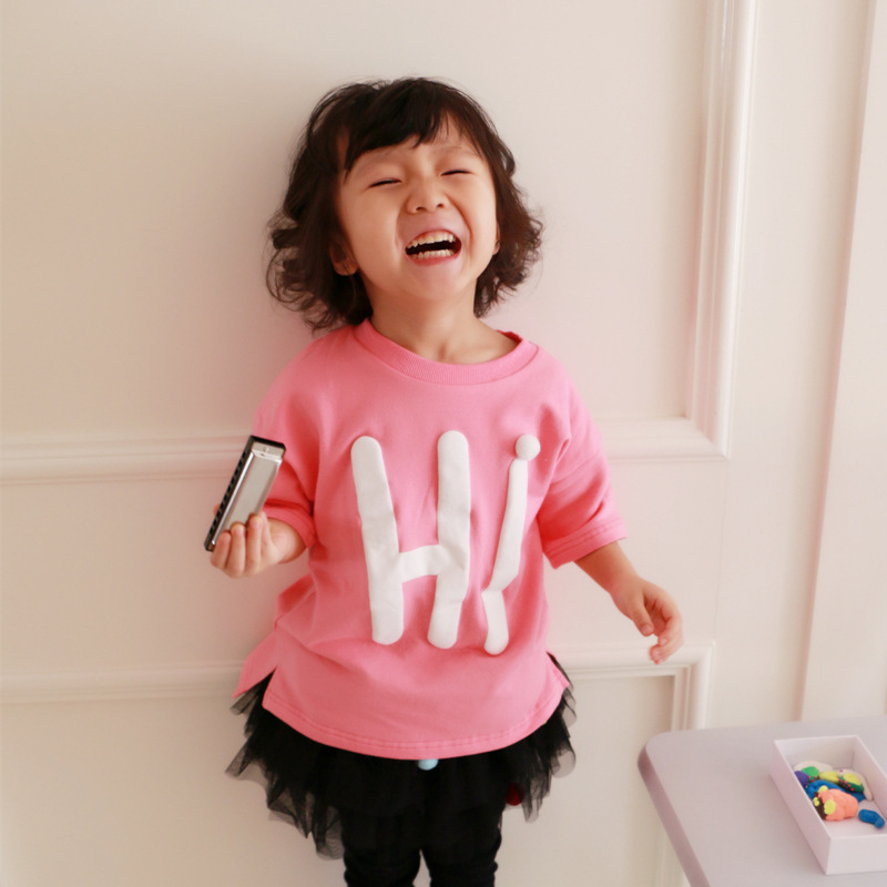 28ddf6e3 2 pieces/lot Family look clothing parent child loaded wholesale T shirt  matching mother daughter matching clothes son outfits-in Matching Family  Outfits ...