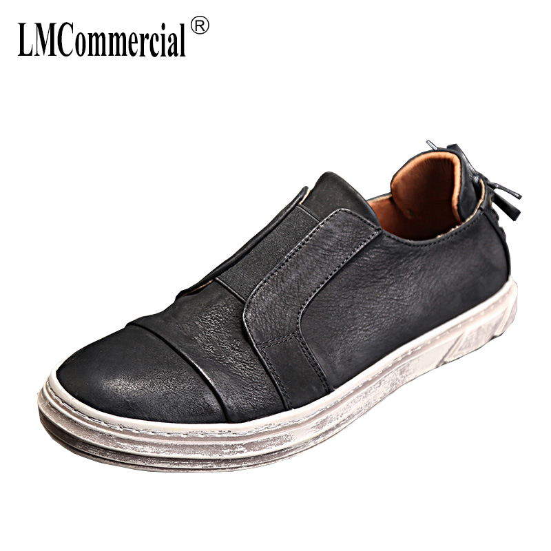 The new men's Genuine Leather casual shoes all-match cowhide men loafer shoes Driving shoes male soft lazy spring autumn summer vesonal driving brand genuine leather casual male shoes men footwear adult 2017 spring autumn comfortable soft driving for man