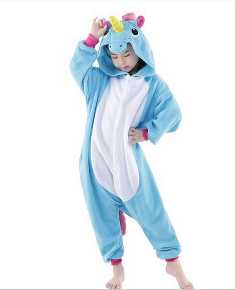 Popular Girls Unicorn Pajamas-Buy Cheap Girls Unicorn Pajamas lots ...