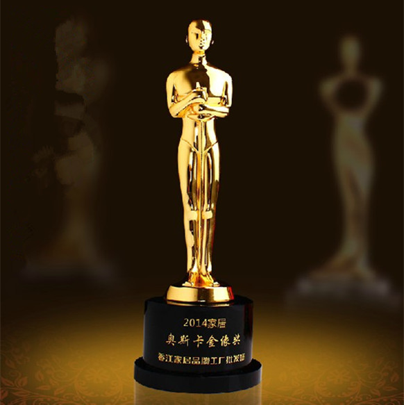 Oscar Award Trophy on oscar trophies to order