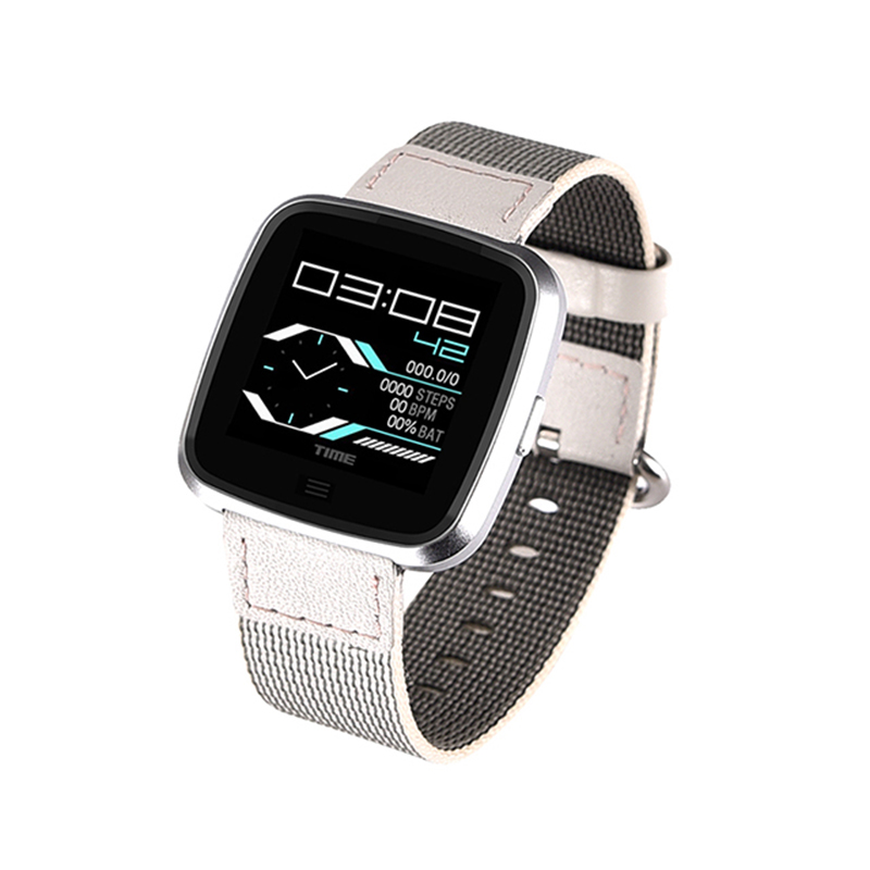 KSUN KS G12N Smart Watch 1 3 Inch IPS Screen With Touch Support Phone Call Reminder