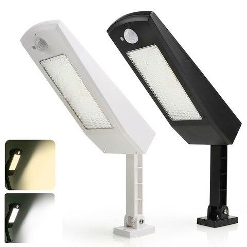movido a energia solar lampada led sensor de movimento ao ar livre a prova dwaterproof