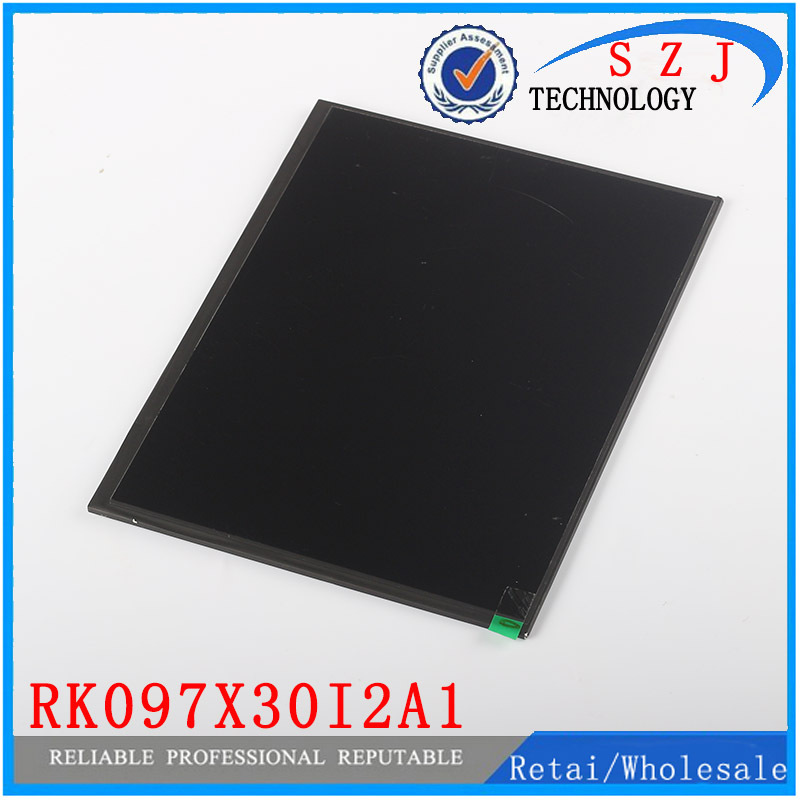 Original 10.1 inch Tablet PC LCD display RK097X30I2A1 LCD Screen Digitizer Sensor Replacement Free Shipping