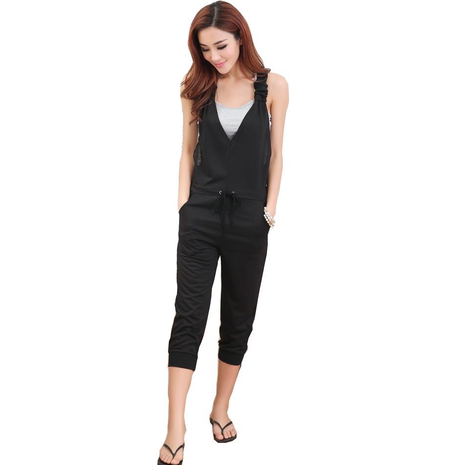 Online Buy Wholesale ladies summer jumpsuits from China ladies ...