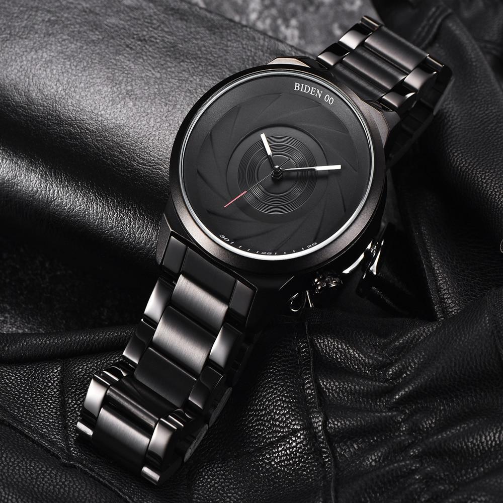 BIDEN BD0109 Photographer Series Creative Wrist Watch 4