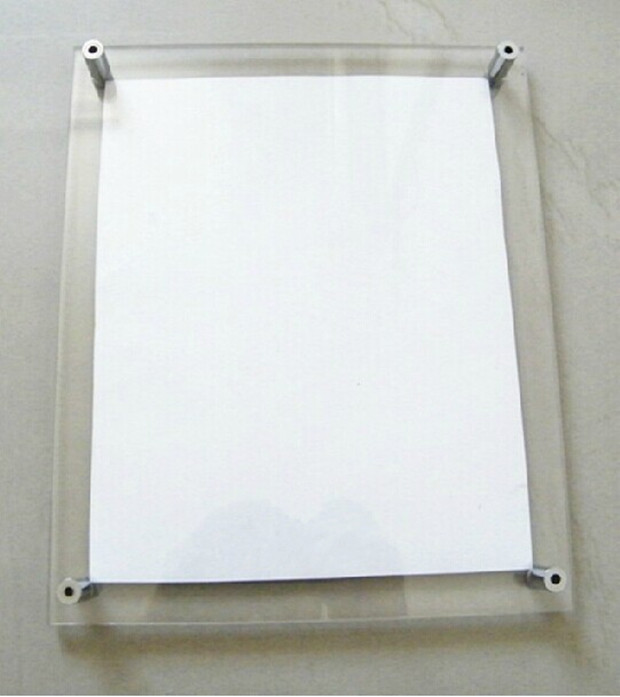 GT4160 10inch Hotel Home Decoration Frame Wall Mounted Printing Picture Photo Display Holder 10 x8