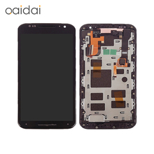 For Motorola Moto X2 Xt1092 Xt1095 Xt1097 LCD Display Touch Screen Phone Digitizer Assembly Replacement Parts With Free Tools