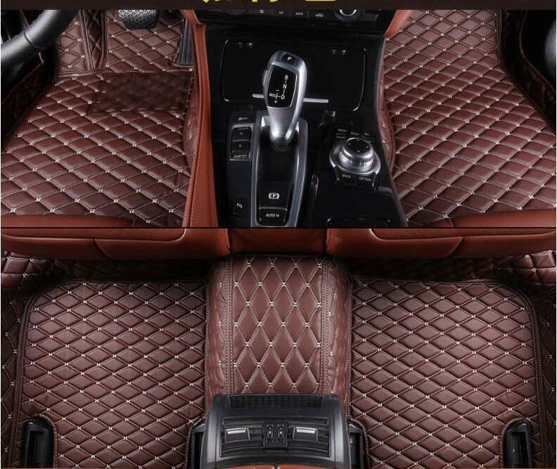 3D Luxury Slush <font><b>Floor</b></font> Mats Foot Pad Mat For 14-17 <font><b>jeep</b></font> <font><b>Grand</b></font> <font><b>Cherokee</b></font> 2011 2012 2013 2014 2015 2016 2017 (6colors) FREE BY EMS