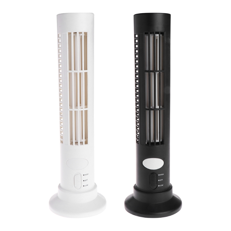 Household Appliances Portable Usb Mini Tower Fans Rotary Fans Leafless Fans Table Fans Fans Cooling Air Conditioners Purifiers Computers Notebooks