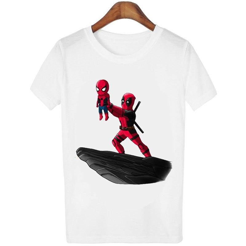 Harajuku-Frauen-T-shirt-Deadpool-reiten-ein-einhorn-Druck-lustige-T-shirts-casual-Oansatz-tees-mode (3)