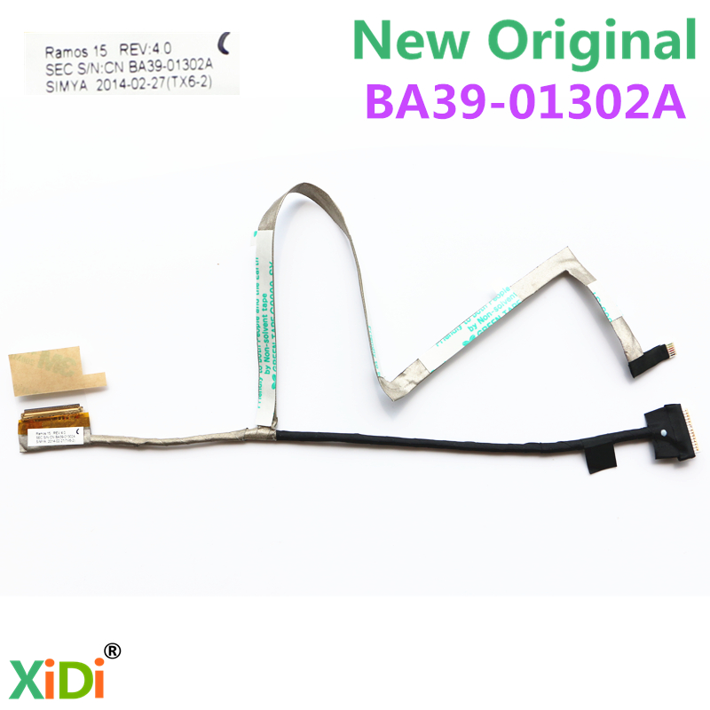 NEW BA39-01302A LCD CABLE FOR SAMSUNG NP370R5E NP450R5E NP470R5E NP510R5E LCD LVDS CABLE