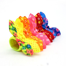 5PCS network explosion childrens hair accessories baby rubber band head rope cartoon base tie set