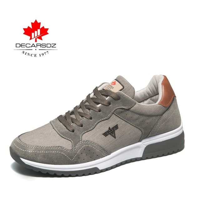 Running Shoes Men,DECARSDZ Quality casual shoes, design in Paris,Comfortable Sneakers,Suitable for outdoor sports walking