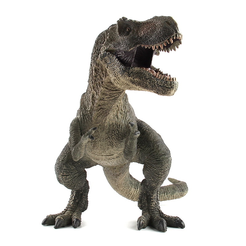 2018 High Simulation Dinosaur World Tyrannosaurus Figure Display Model Toy Dinosaur Toy Kids Cartoon Birthday Gift figurine
