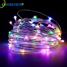 12V String Lights 16.5ft 33ft with Wireless Waterproof Flexible Copper