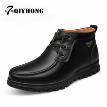 QIYHONG New Men'S Casual Shoes Autumn Winter Lace-Up Krasovki Men Shoes Luxury Brand Tenis Feminino Casual Gum Shoes