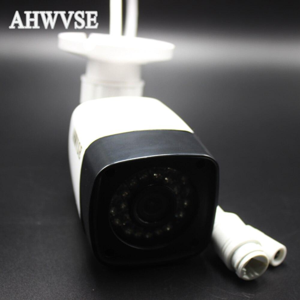 AHWVSE 1280*720P Bullet IP Camera 1080P IR Outdoor Security 25fps ONVIF 2.0 Waterproof Night Vision P2P IP Cam IR Cut Filter ahwvse full hd 1080p bullet outdoor security camera ip 1920x1080 resolution 25meter night vision ip66 waterproof