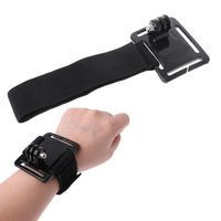 Wrist Hand Strap Band Mount Holder Set Accessories For GoPro Hero 1 2 3 4 5 6