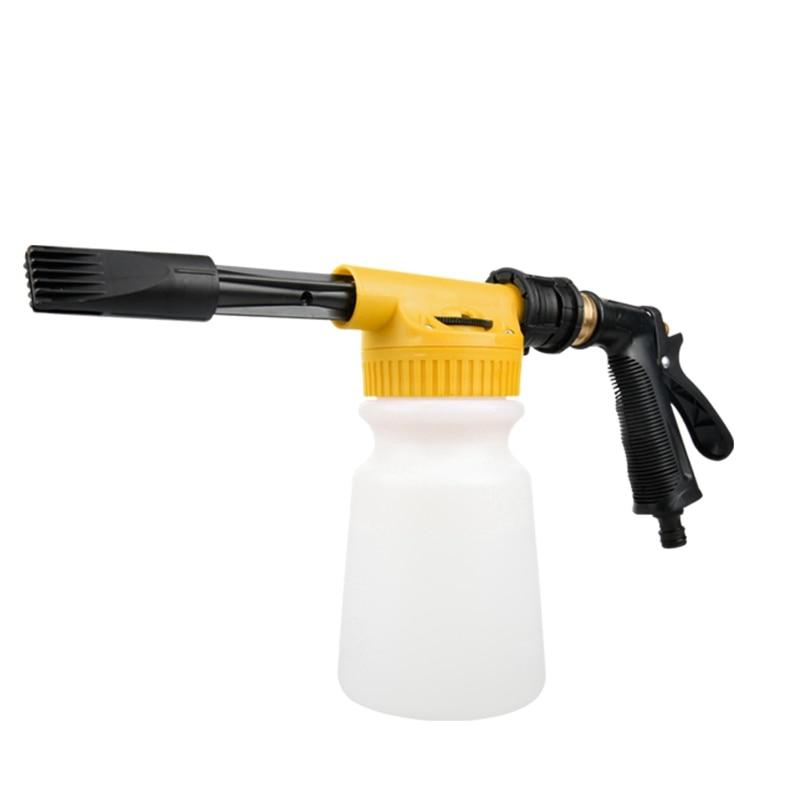 900Ml Car Wash High Pressure Snow Foamer Car Cleaning Foam Wash Water Soap Shampoo Sprayer