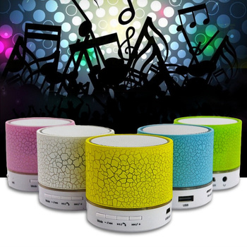 LED Bluetooth Mini Speakers 2