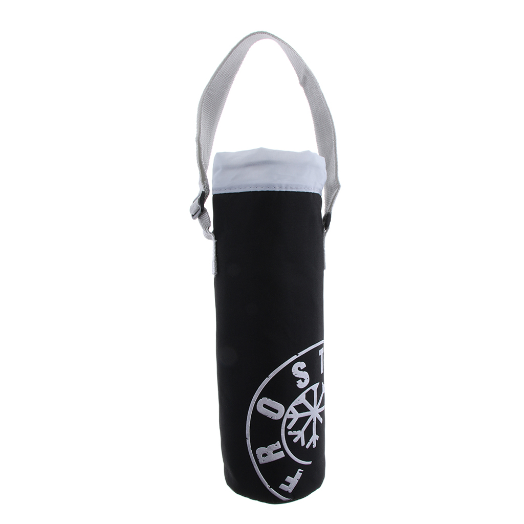 Universal Waterproof Insulated Sport Water Bottle Cover Pouch Sleeve Bag Holder Cooler Carrier for Camp Cooking Supplies